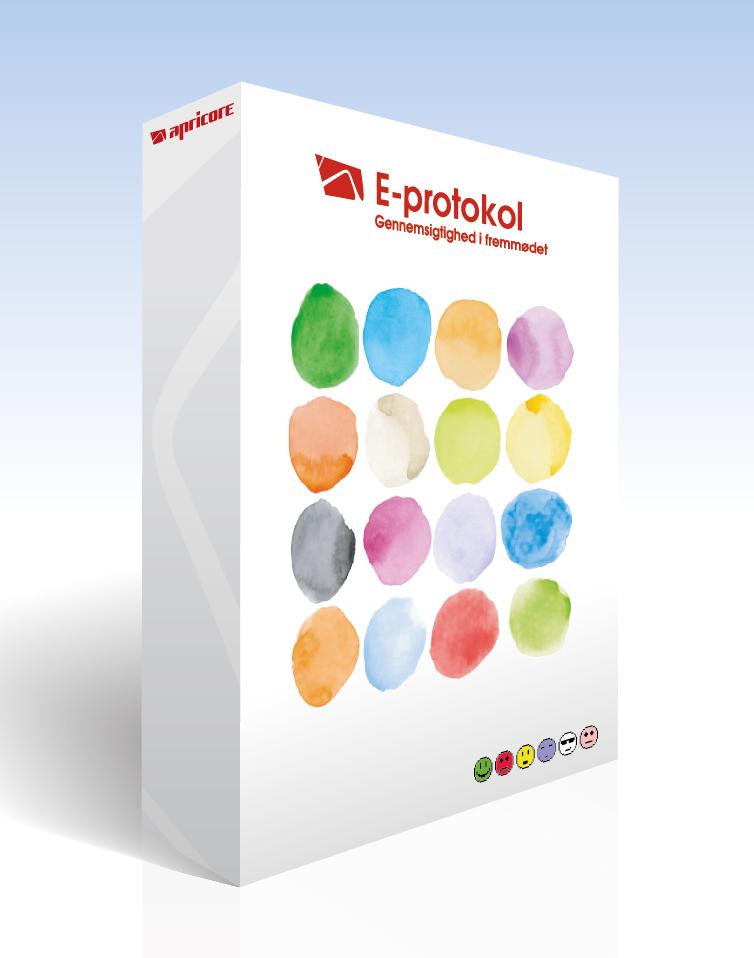 E-protokol produktpakke